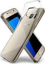 Spigen Funda Galaxy S7, [Liquid Crystal] Slim Protection y Premium Clarity para Samsung Galaxy S7 2016 - Transparente