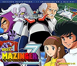 Mazinger Z Box 1 - Bd [Blu-ray]