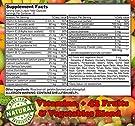 MEGA MULTIVITAMIN Capsules for Women Men - Vitamins and Minerals Liquid Capsules Supplement + Coq10 #4