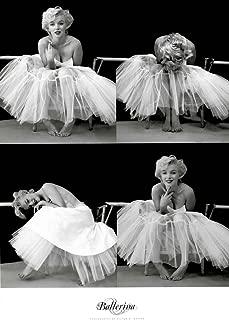 Pyramid Marilyn Monroe Ballerina Seq Wall Poster