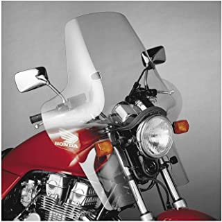 National Cycle N8963 Plexifairing 3 Clear Windshield for Honda Cruisers
