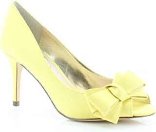 Womens Florice Satin Open Toe Dress Heels