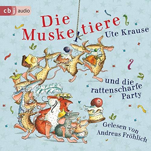 Die Muskeltiere und die rattenscharfe Party Titelbild