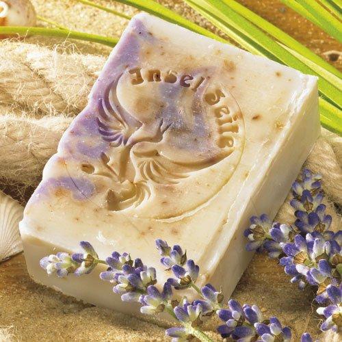 Rügenseife Kreide-Lavendel mit Rügener Heilkreide und Lavendelöl