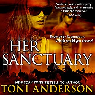 Her Sanctuary                   Written by:                                                                                                                                 Toni Anderson                               Narrated by:                                                                                                                                 Eric G. Dove                      Length: 8 hrs and 46 mins     Not rated yet     Overall 0.0
