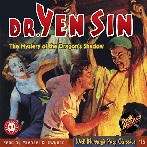 Dr. Yen Sin: May-June 1936, Book 1 audiobook cover art