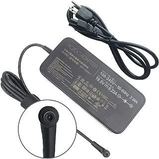 Ac Adapter 180w 19.5V 9.23a Compatible with ASUS ROG TUF FX505GD FX505GM FX705GD FX705GE/Huracan G21CN/STRIX Scar Edition GL703GM/Strix Scar II GL704GM/Zephyrus GX531GM/GU501G GU501GM/Strix GL504GM