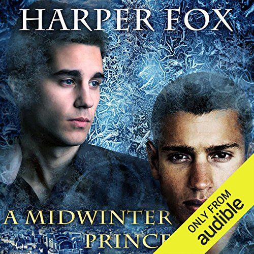 A Midwinter Prince cover art