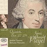 Pleyel: Streichquintette Ben 277-279 / Raritäten Vol. 15 - Janacek Quartet