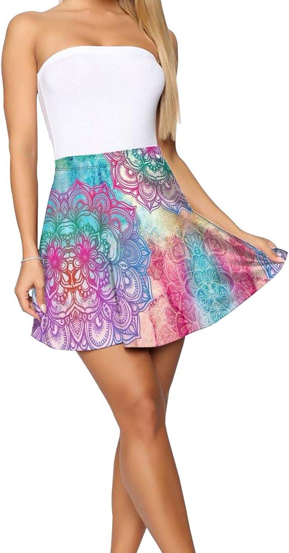 Girl Women Pleated Skirt Tennis Skater Short Skirt Basic Versatile Uniform Skirts