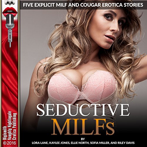 Seductive MILFs cover art