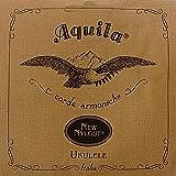Aquila New Nylgut AQ-21 Baritone Ukulele Strings - Low D - 1 Set of 4