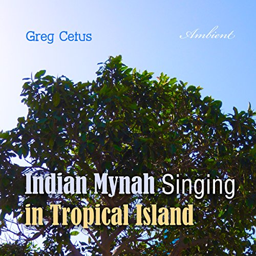 Indian Mynah Singing in Tropical Island audiobook cover art