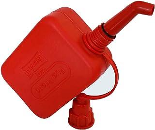 FuelFriend® +Oil 0,5 Liter   Kleinkanister Mini Öl Reservekanister mit integriertem Ausgießer