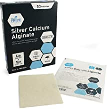 """Medpride Silver Calcium Alginate Wound Dressing Pads