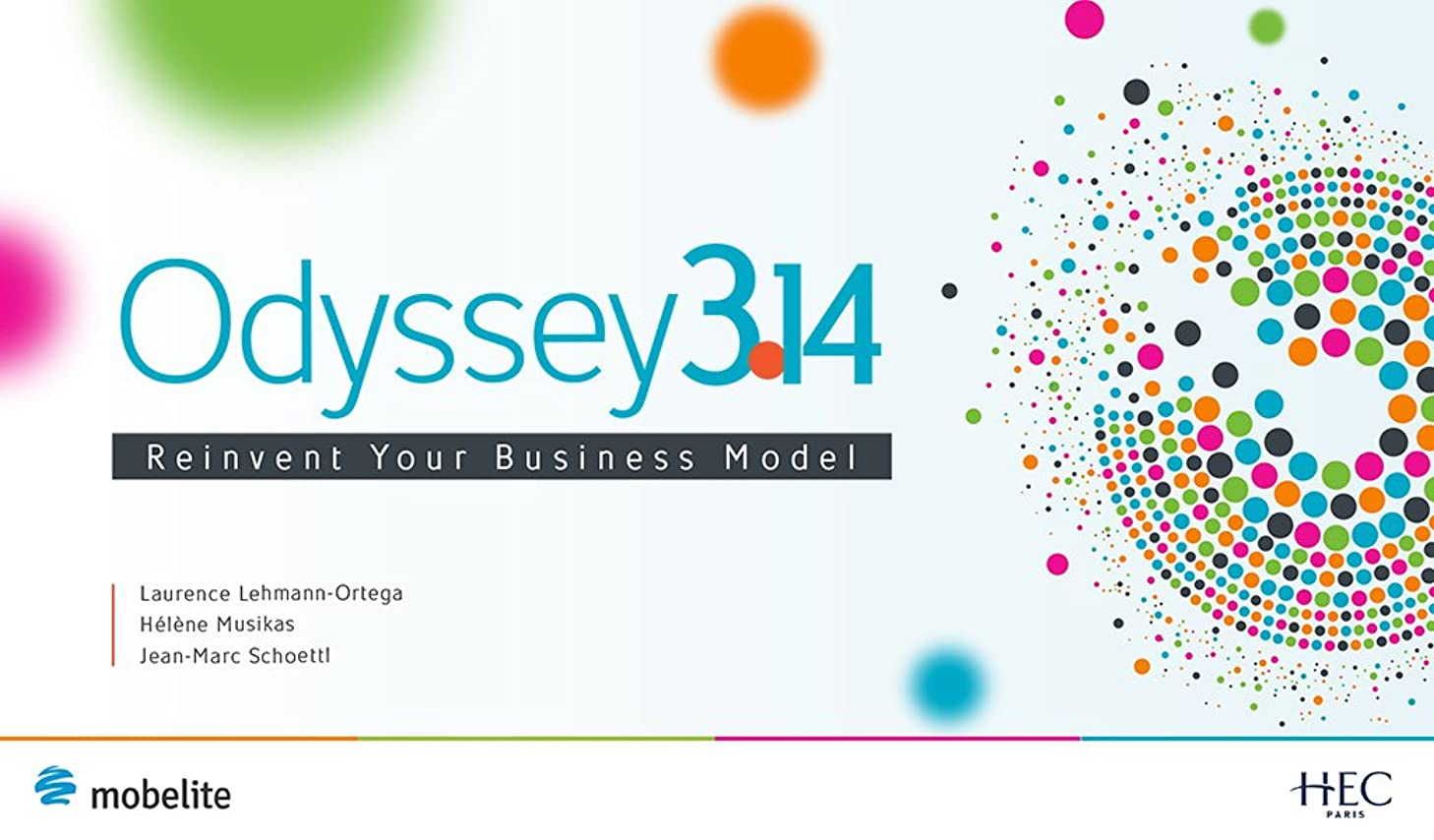 人に関する限りジム爪Odyssey 3.14: Reinvent your business model (English Edition)