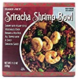 Trader Joe's Siracha Shrimp Bowl (6 Pack)