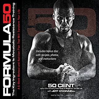 Formula 50 Audiobook Cover Art