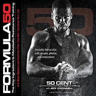 Formula 50 Audiobook Cover Art