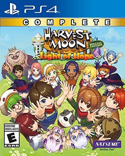 Harvest Moon: Light of Hope SE Complete - PlayStation 4