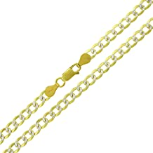 14k Rope Chain Braided Twist Chain Necklace 14K Necklace 14 Karat Gold Necklace 16-26 Verona Jewelers 14K Gold 1.5MM Diamond Cut Rope Chain Necklace for Men and Women