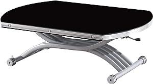 Capsull Design Table relevable Lenny - Noir