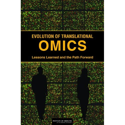 Evolution of Translational Omics: Lessons Learned and the Path Forward (Genomics)