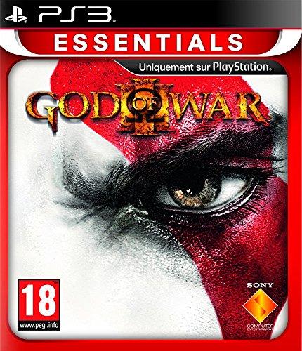 Sony God of War III - Essentials, PS3 - Juego (PS3, PlayStation 3, Acción / Aventura, M (Maduro), Blu-ray)
