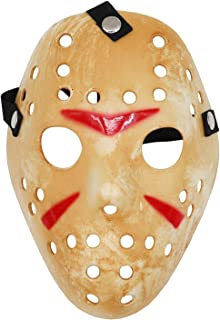 Cosplay Costume Mask Halloween Party Cool Mask,Yellow