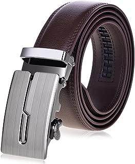 Cinturón Cuero Cinturones Hebilla Automática