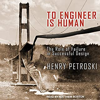 Couverture de To Engineer Is Human