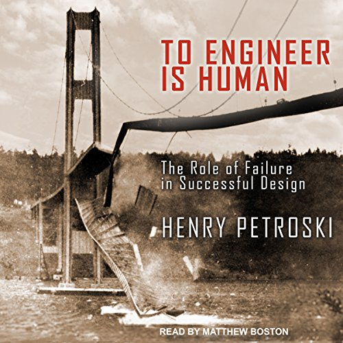 To Engineer Is Human cover art