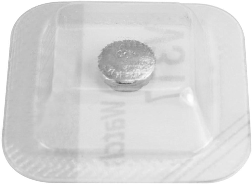 Akku King Knopfzelle Uhrenbatterie Ersetzt V381 Sr55 Elektronik