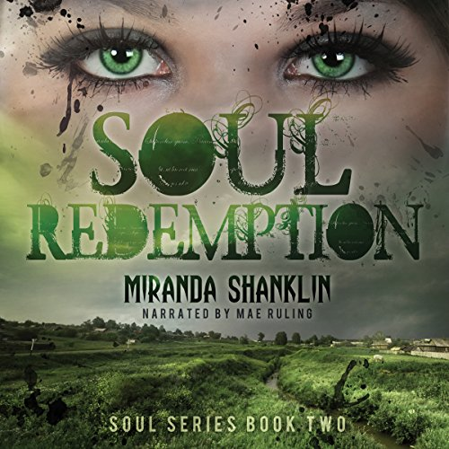 Soul Redemption audiobook cover art