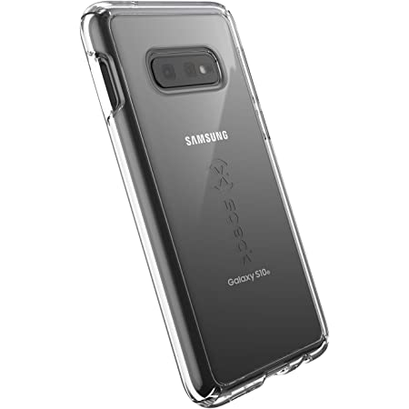 Speck Products GemShell Samsung Galaxy S10e Case, Clear/Clear