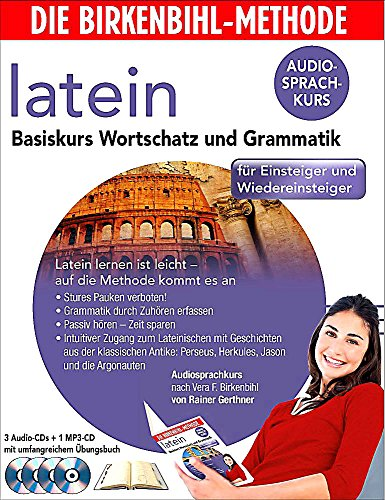Die Birkenbihl-Methode - Latein Basiskurs Wortschatz und Grammatik