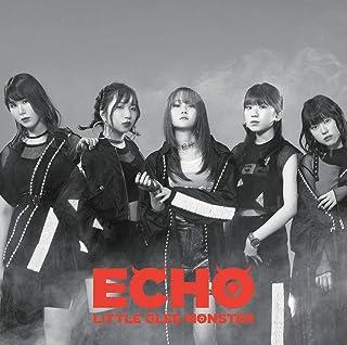 【Amazon.co.jp限定】ECHO (通常盤) (オリジナル缶バッジ付)