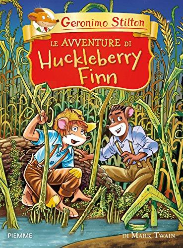 Le avventure di Huckleberry Finn di Mark Twain