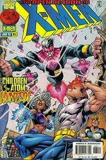 X-Men #65 : First Blood (Marvel Comics)