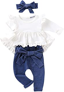 Clothes Highlow Bowknot Headband Infant