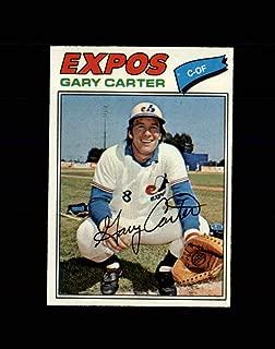 1977 topps gary carter