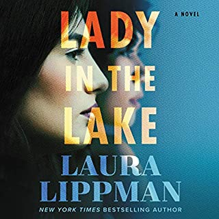 Lady in the Lake audiobook cover art