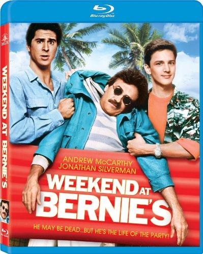 Weekend at Bernie's (BD) [Blu-ray]