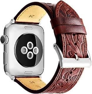 Best apple watch bracelet leather Reviews