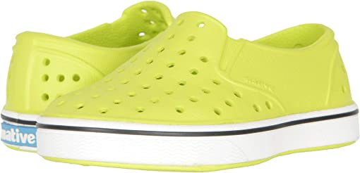Chartreuse Green/Shell White