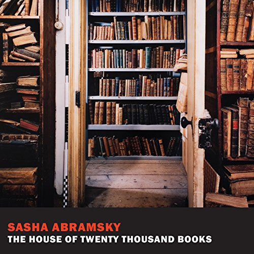 The House of Twenty Thousand Books audiobook cover art