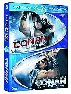Conan 1+2 - Saga [Blu-ray] (B005JSTEO6) | Amazon price tracker / tracking, Amazon price history charts, Amazon price watches, Amazon price drop alerts