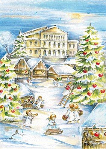 Adventskalender Coburg - Vorweihnachtliches Treiben auf dem Schlossplatz