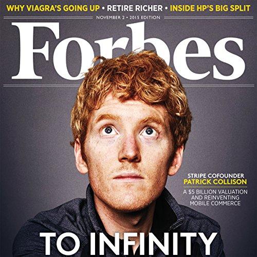 Forbes, November 02, 2015 cover art