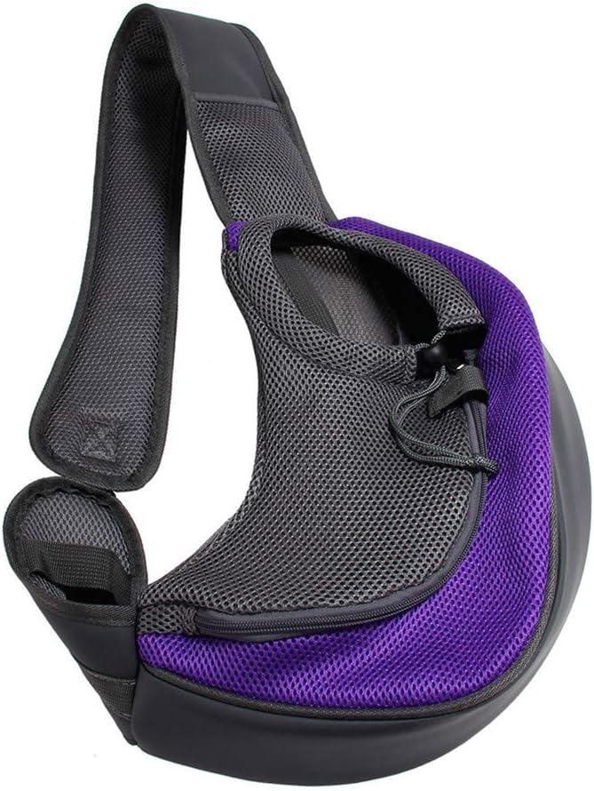 Cngstar Pet Dog Sling Carrier Mesh security Travel 5 popular Breathable Safe